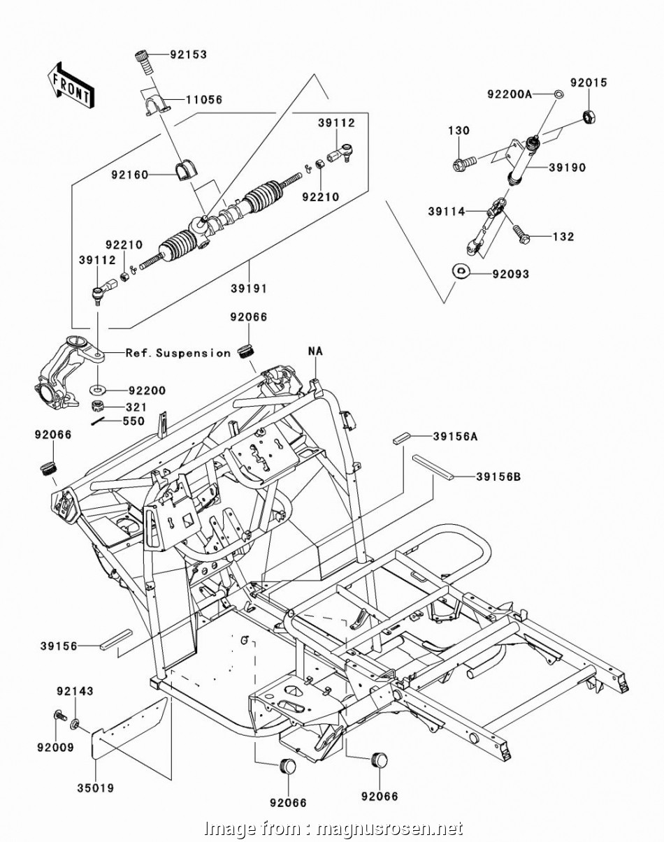 Kawasaki Mule, Electrical Wiring Diagram Perfect Wiring