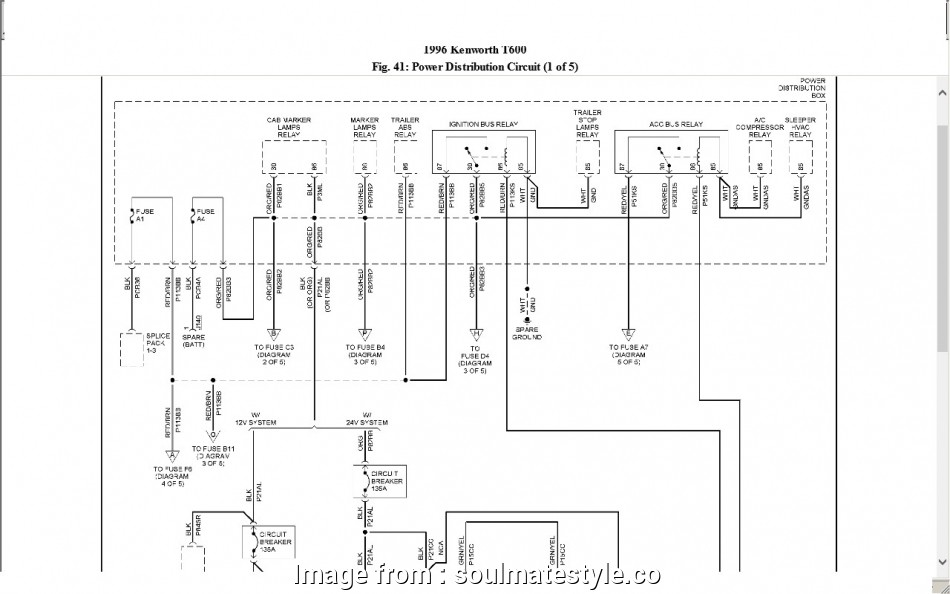 15 New Kenworth W900 Starter Wiring Diagram Collections