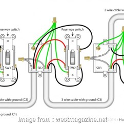 4 Way Wiring Diagram Uk F350 4x4 Front Suspension Light Switch Neutral Wire Cleaver Single Power Lighting 82