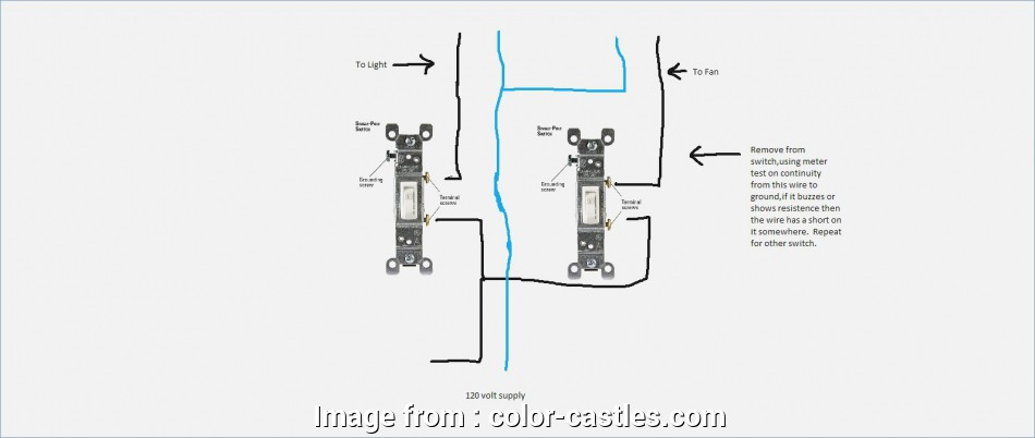 Light Switch Wiring, Switches Professional Wiring-Diagram