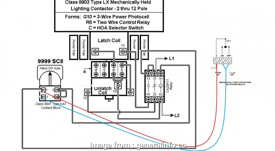 Magnetic Starter Wiring Diagram Single Phase Brilliant