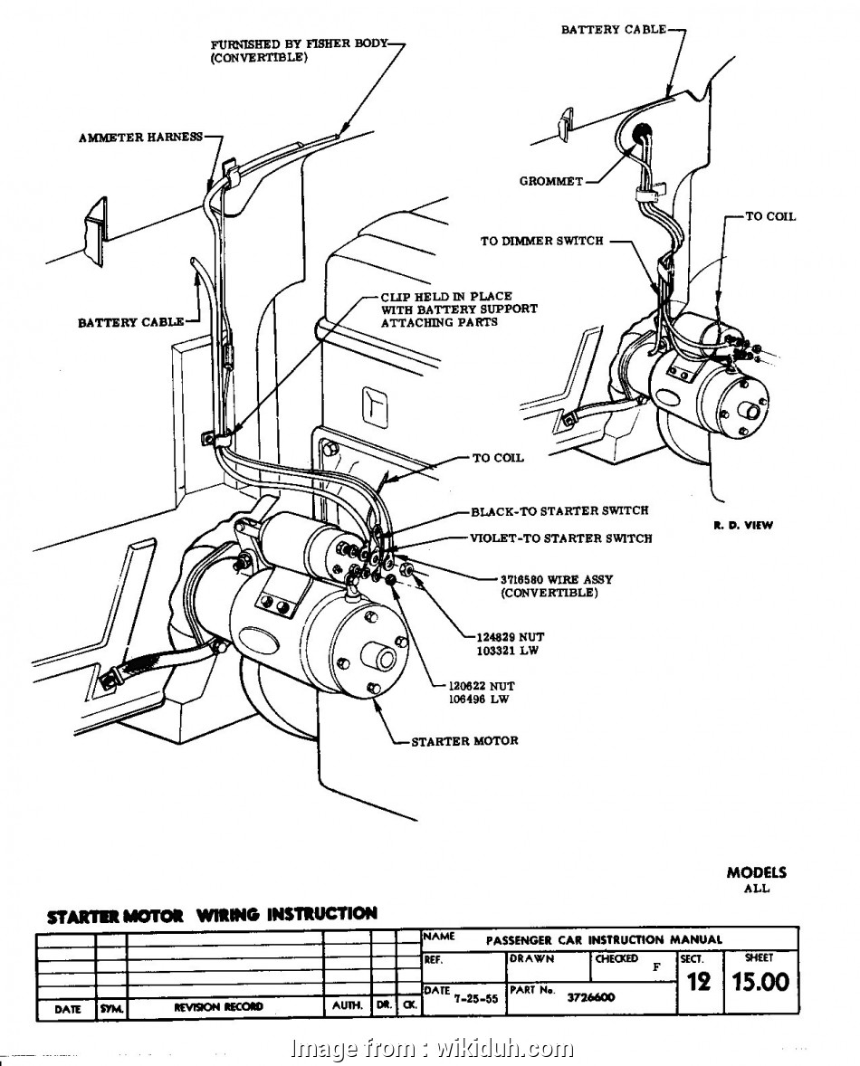 medium resolution of marine starter wiring diagram starter wiring diagram chevy fresh marine solenoid of 2000 s10 11