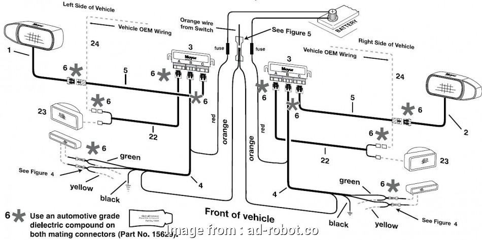 Meyers, Toggle Switch Wiring Diagram Top E47 Plow Wiring