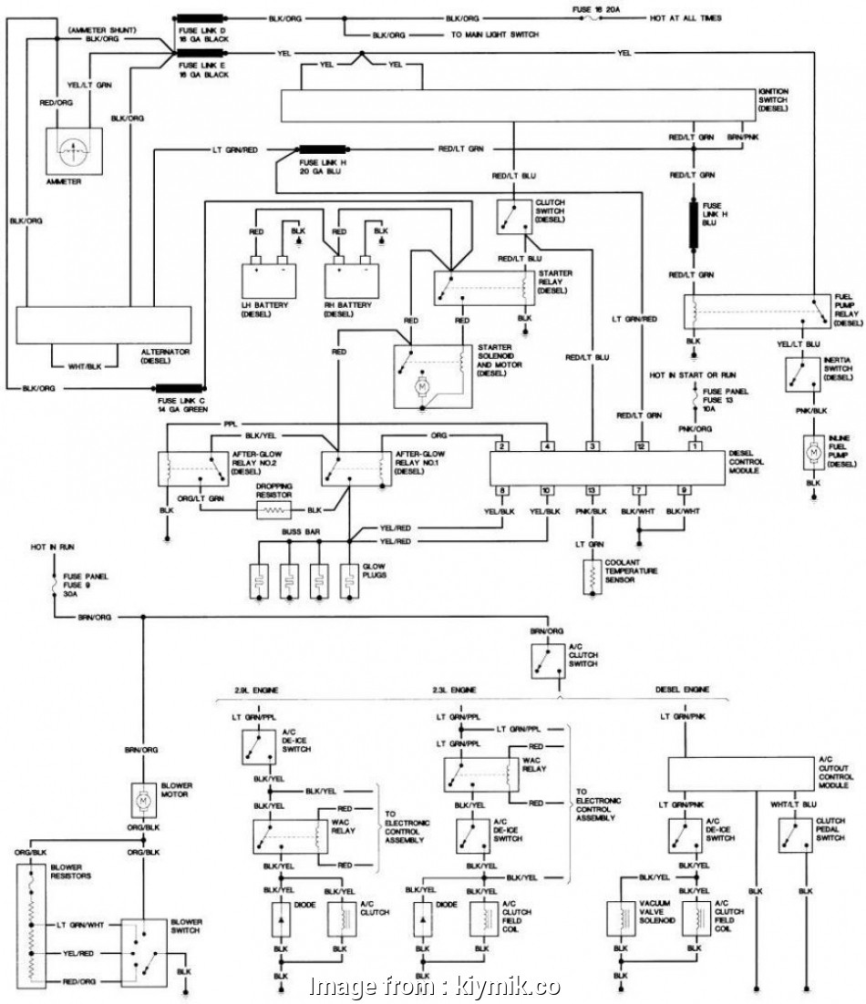 Mf 65 Wiring Diagram. 65 wiring diagram massey harris