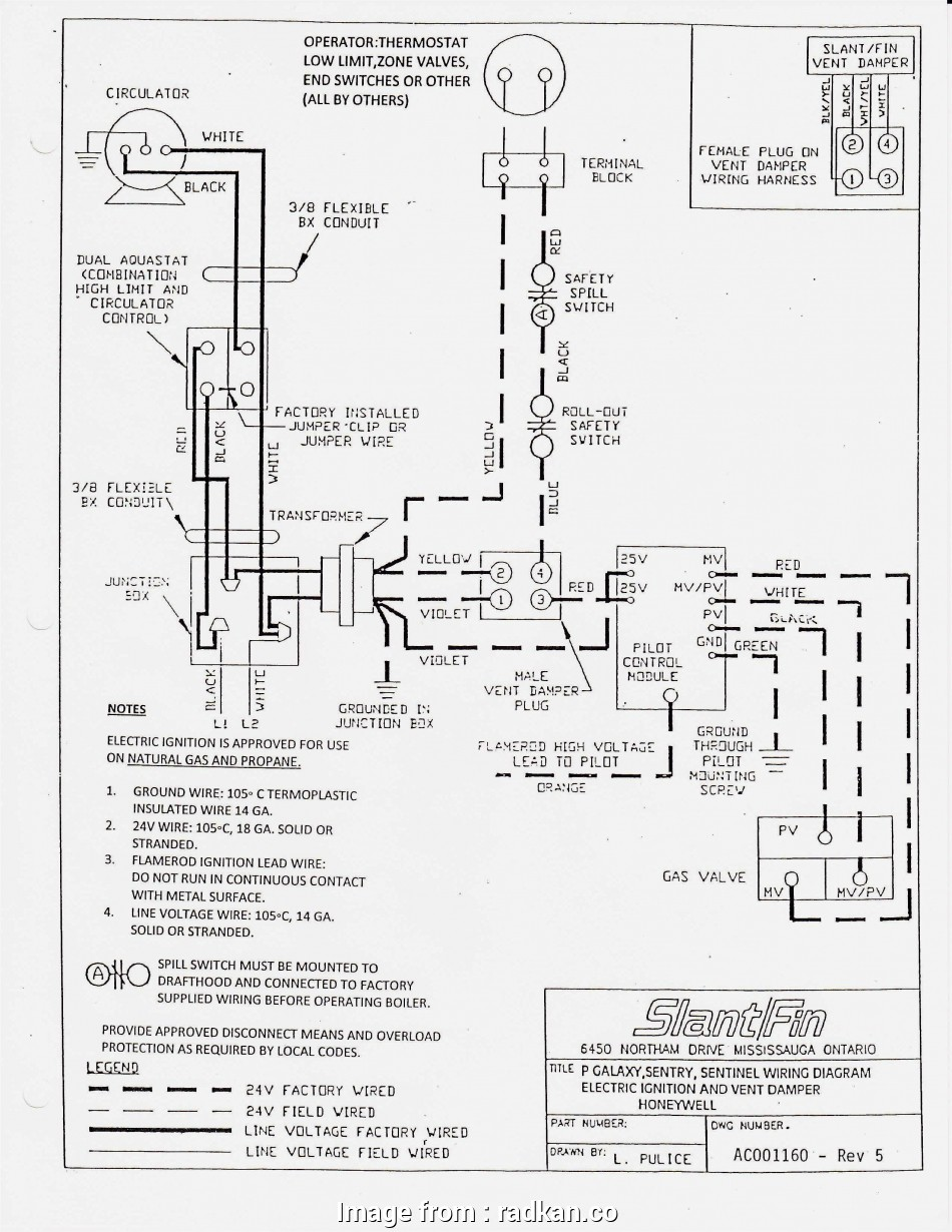 Miller Thermostat Wiring Diagram Practical Furnace, Limit