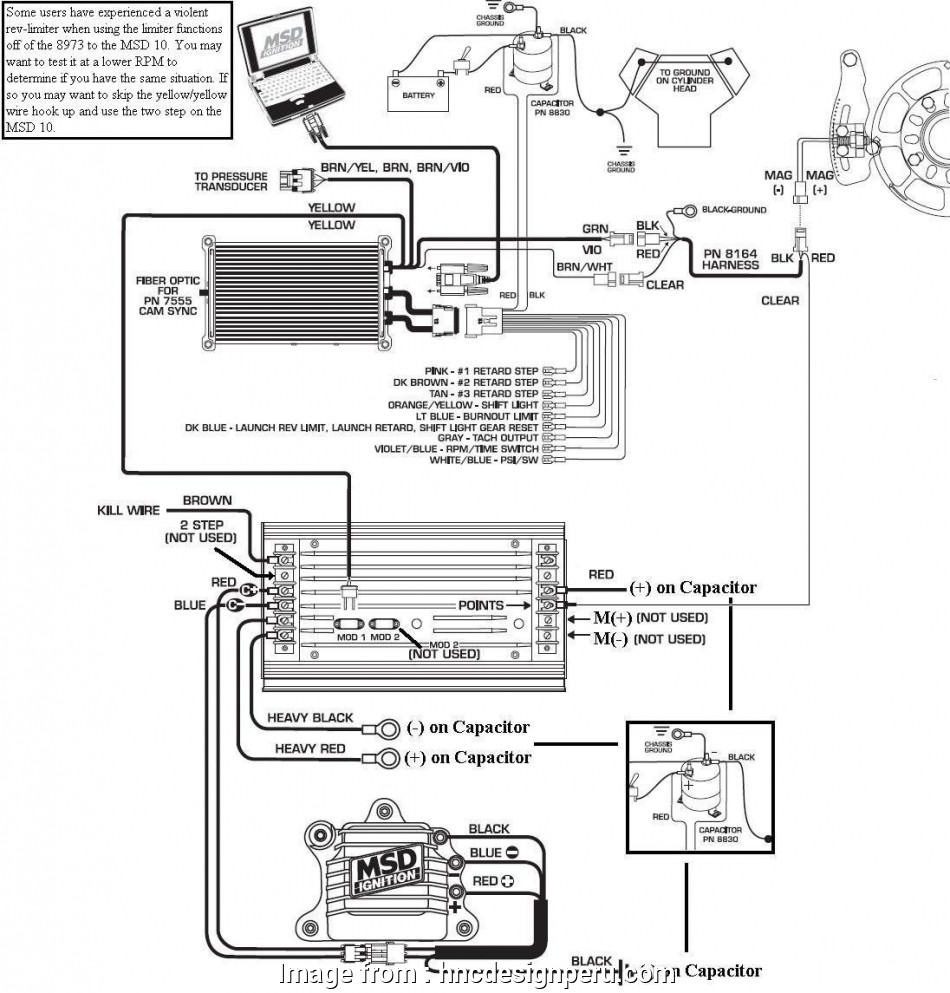 18 Popular Msd Digital, Pn 6425 Wiring Diagram Collections