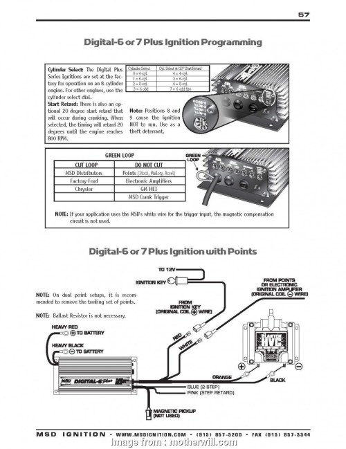 small resolution of msd 6al ignition box wiring diagram msd wiring diagram new mesmerizing mallory distributor inside