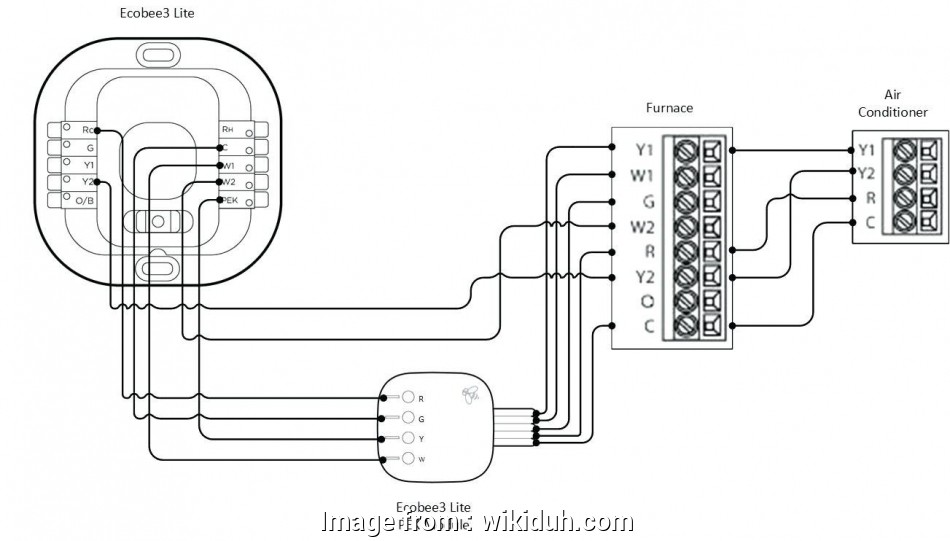 Nest 3 Wiring Diagram Professional Ecobee Wiring Diagram