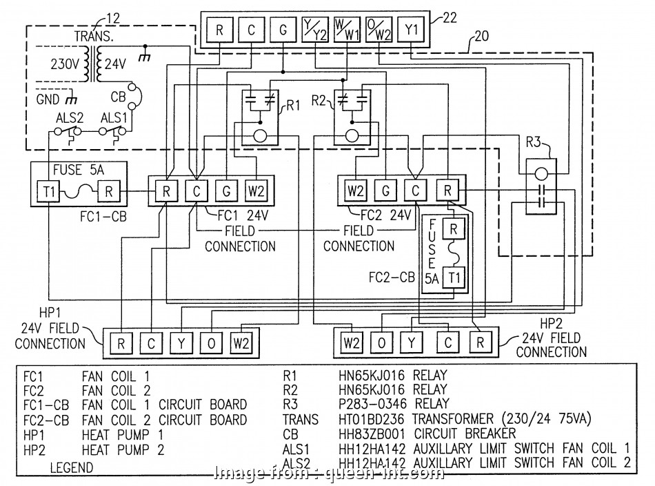 Nest Thermostat Wiring Diagram, Heat Only Practical 2
