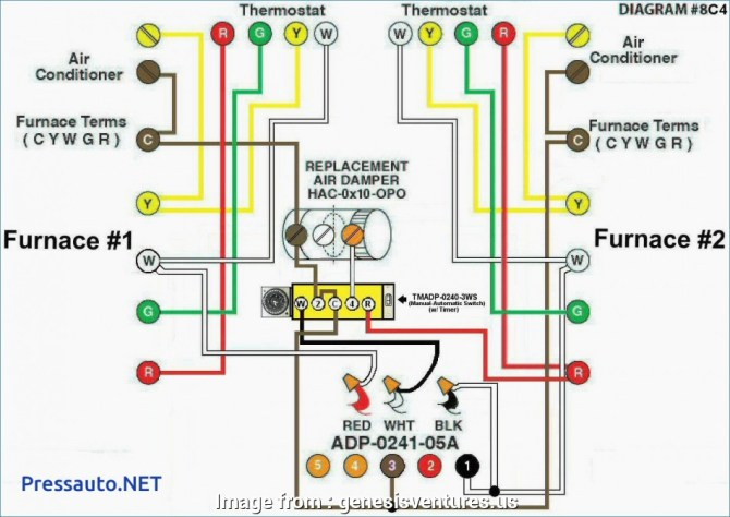 diagram coleman furnace thermostat wiring diagram free
