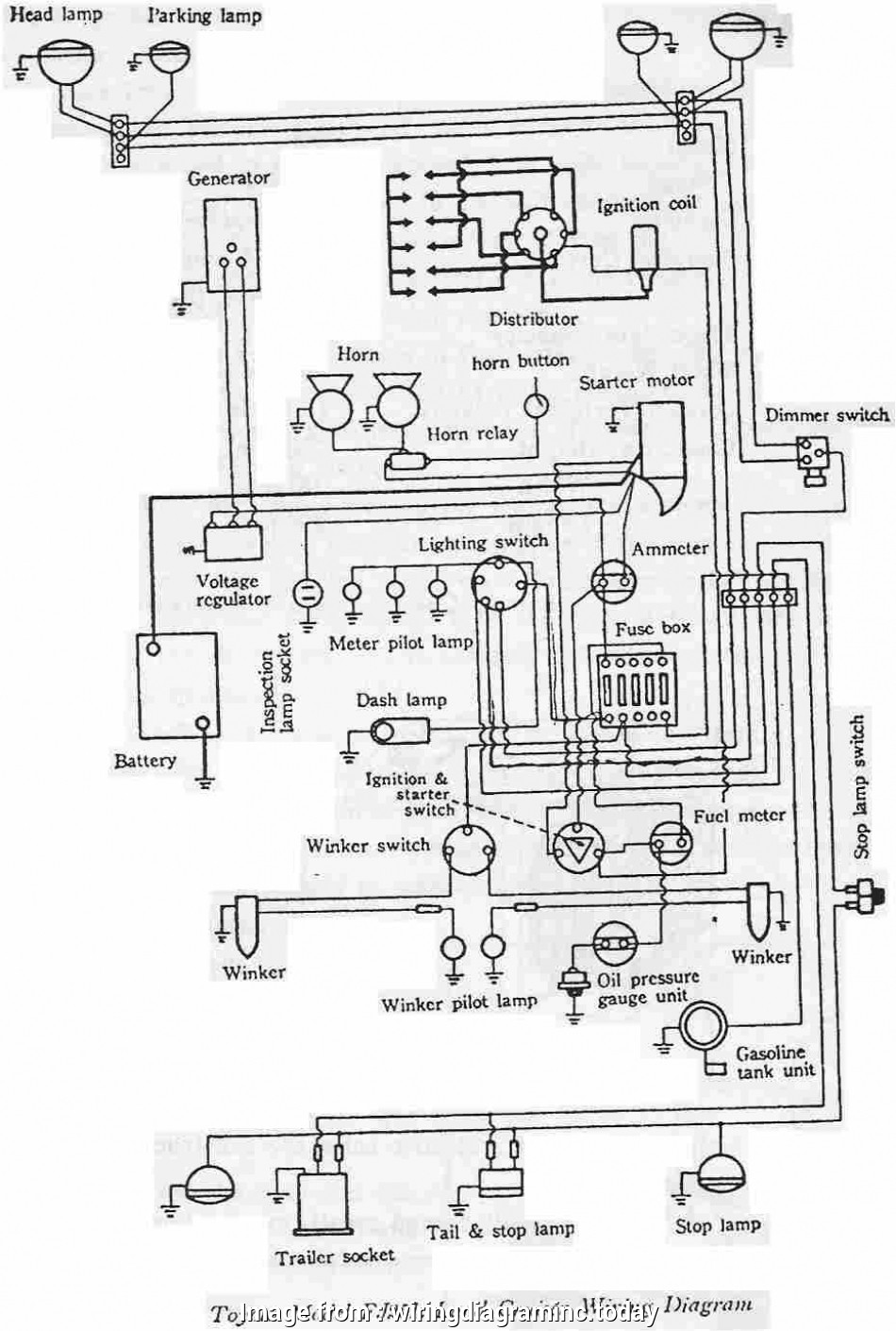 Rav4 Electrical Wiring Diagram Practical Cool Toyota