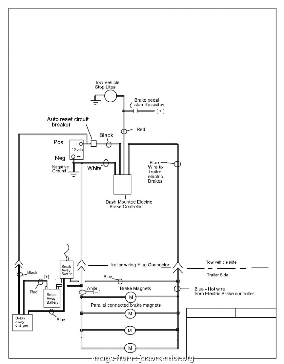 Reese Trailer Brake Controller Wiring Diagram Nice