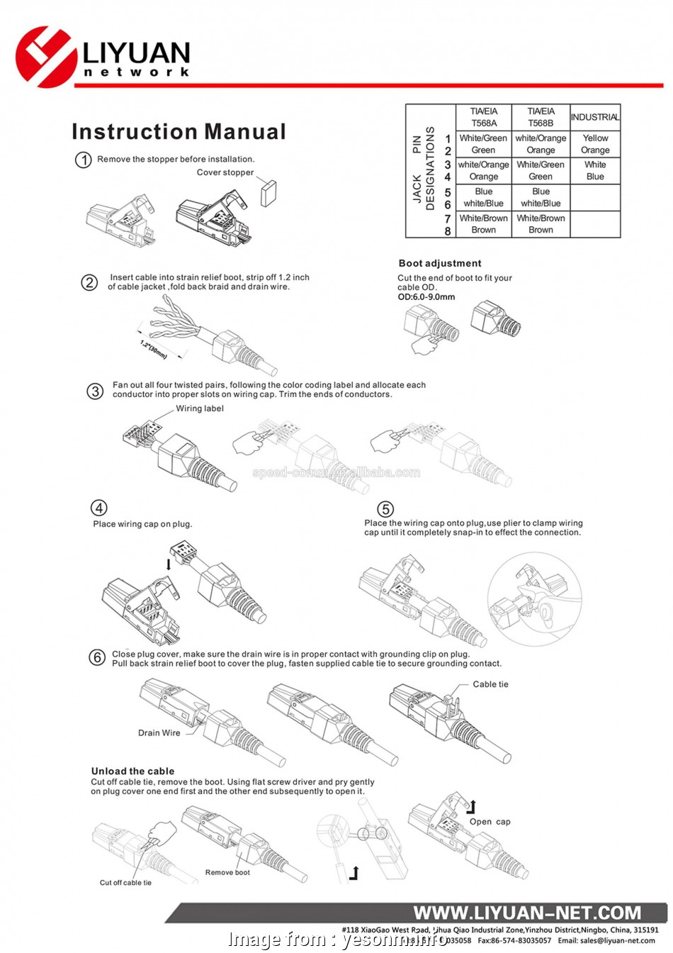 Rj11 To Rj45 Wiring Diagram Top Cat 6 Wiring Diagram Wall