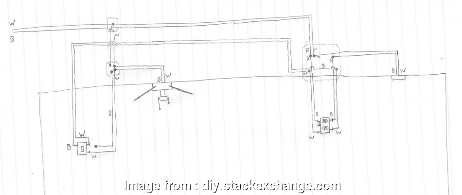 Single Pole Combination Switch Wiring Diagram Most