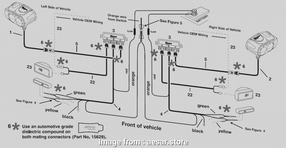 Snowdogg Snow Plow Wiring Diagram New Snowdogg Snow Plow