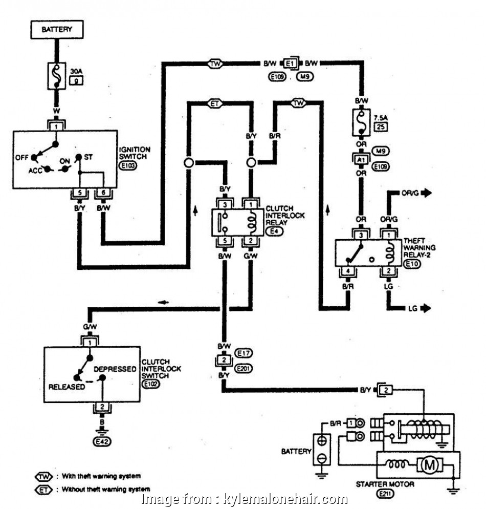 Sr20Det Starter Wiring Diagram New 1995 240Sx Fuse Diagram