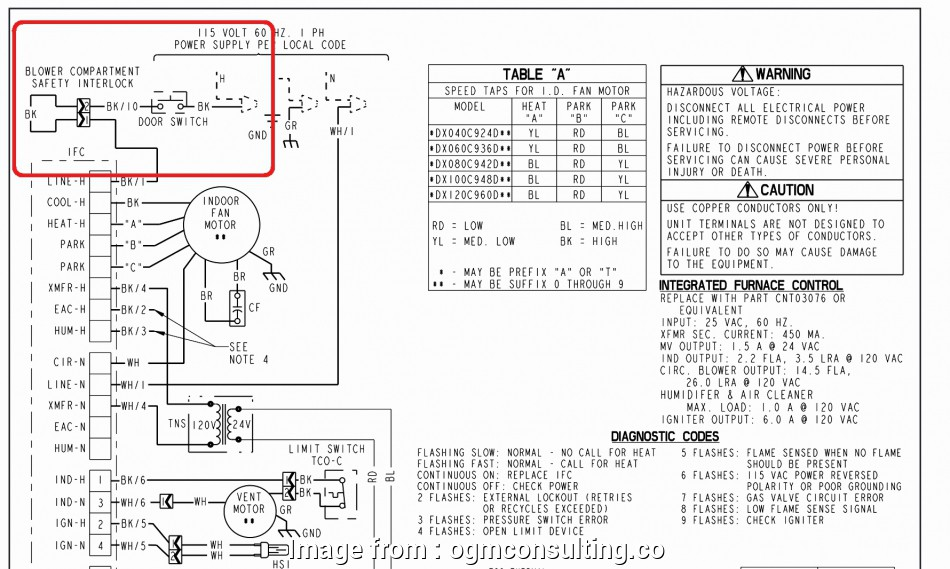 Standard Thermostat Wiring Diagram Creative American