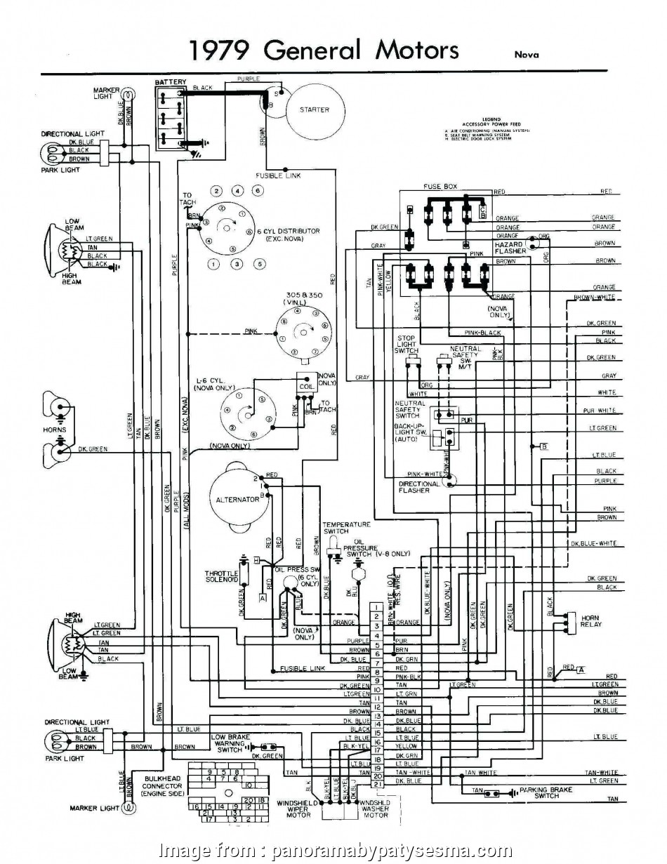 Starter Wiring Diagram, Chevy 350 Popular Sbc Starter