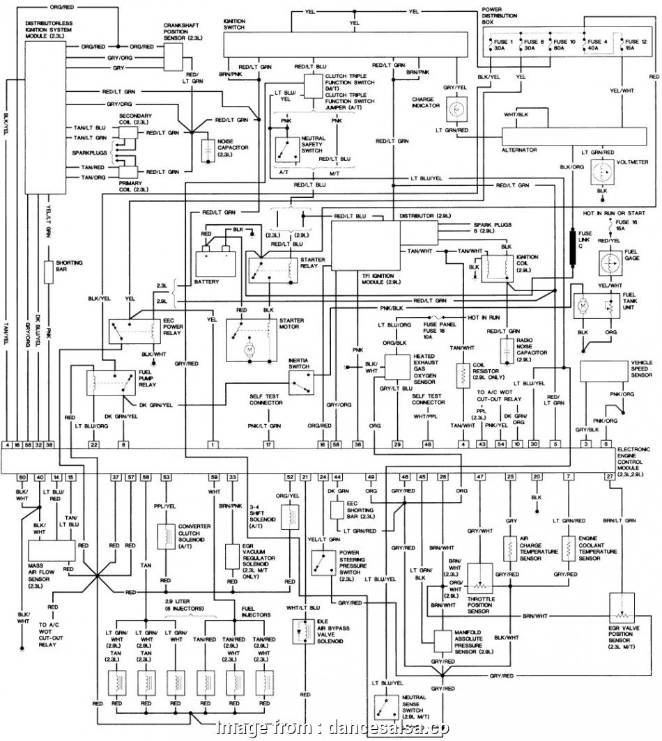 Starter Wiring Diagram Ford Ranger Professional Category