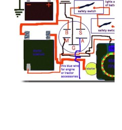 starter wiring diagram for lawn mower lawn mower ignition switch wiring diagram john deere 68 [ 950 x 1344 Pixel ]