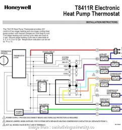 thermostat wiring diagram with heat pump honeywell heat pump relay diagram trusted wiring diagram u2022 rh [ 950 x 898 Pixel ]