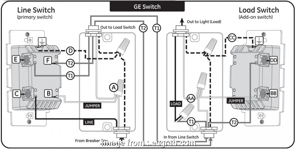 Three, Switch Wiring Common Top Wire 3, Switch Common Save