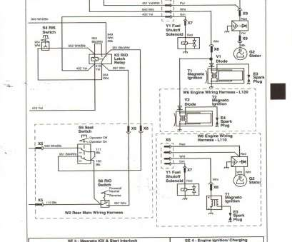 110 Electrical Wiring Diagram Cleaver Honda, 125