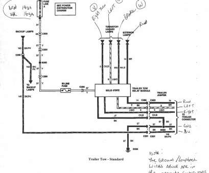 1999 Ford F250 Trailer Brake Wiring Diagram Cleaver 1999