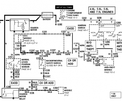 2004 F150 Starter Wiring Diagram Most Starter Replacement