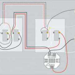 2 Way Wiring Diagram Uk System 19 Simple 3 Gang Switch Ideas Tone Tastic 1 Light 2017