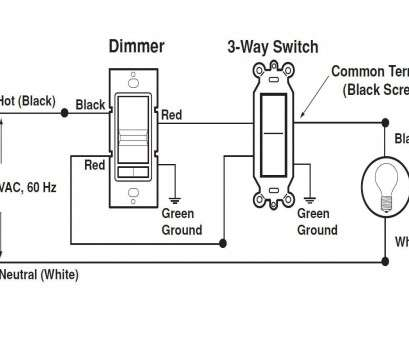 19 Most 3, Light Switch With Dimmer Wiring Diagram