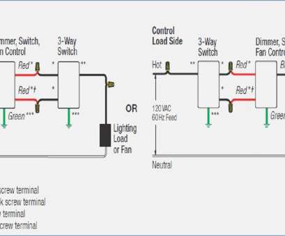 3, Switch Wiring Diagram, Fan Cleaver Rotary Light 2
