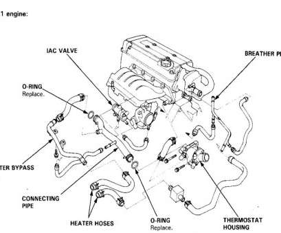 Honda Integra Wiring Diagram