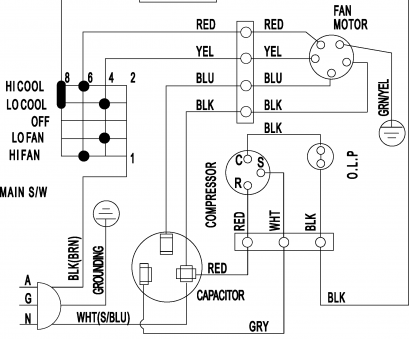Ac Wiring Diagram Simple Carrier Wiring Diagram Thermostat