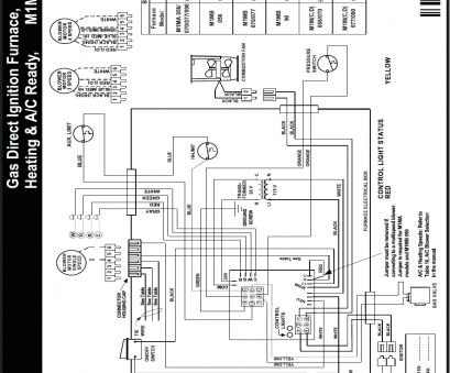 11 Most American Standard Thermostat Wiring Diagram Images