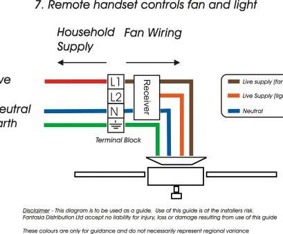typical wiring diagram for ceiling fan