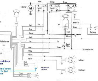 Toggle Switch Turn Signal Wiring Diagram Creative
