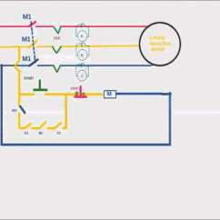 Wiring Diagram Of A Single Phase Dol Starter 3 Way Displays Bentex Fantastic Connection With New Preventer Animation Video In Hd Photos