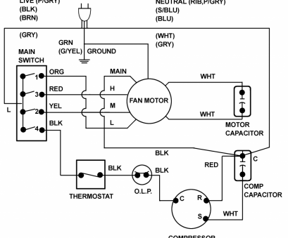 Central, Conditioner Wiring Diagram Practical Ac Wiring