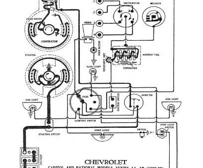 Chevrolet Starter Wiring Diagram Practical Chevy Starter