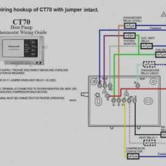 Wiring Diagram Thermostat Honeywell Rheem Gas Furnace Common Practical Fast Stat Maker Most New Home Ac