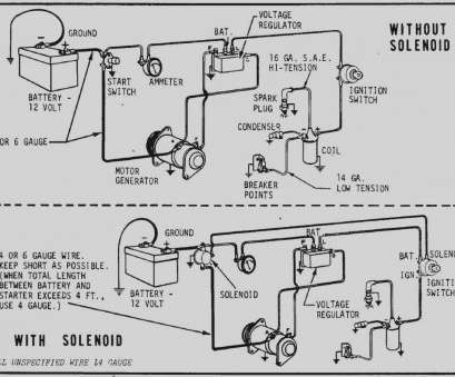Delco Starter Wiring Diagram New Ac Delco Alternator