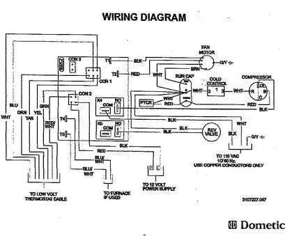 Dometic Analog Thermostat Wiring Diagram Brilliant Dometic