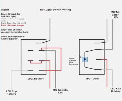 15 Nice Double Gang Light Switch Wiring Diagram Photos