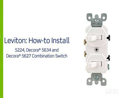Leviton Double Pole Switch Wiring DiagramWiring Diagram