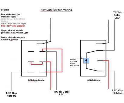 Combination Double Switch Wiring Diagram
