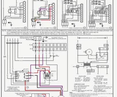 Electric Furnace Thermostat Wiring Diagram Simple
