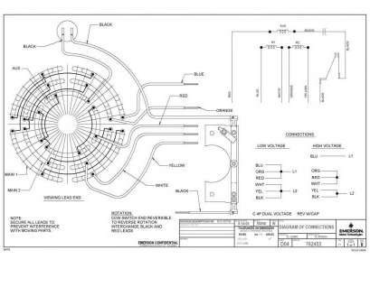 Electric Motor Wiring Diagram Practical Component Design