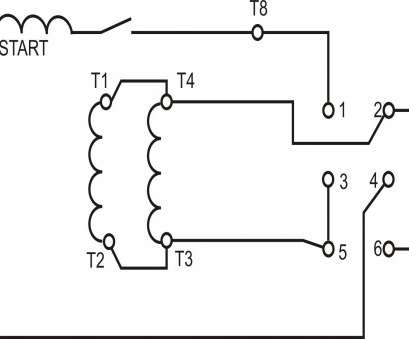 12 Brilliant Electric Motor Wiring Diagram, To 110