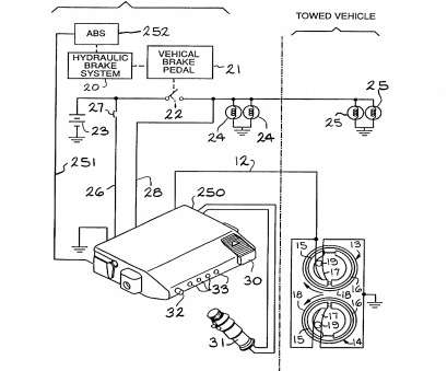 Electric Trailer Brake Wiring Parts Diagrams New 2006 Jeep